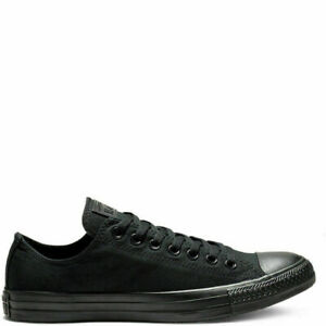Converse Mens Womens Trainers Low Top Canvas Casual Shoes Chuck Taylor All Star