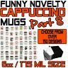 Funny Novelty Mug Cup Coffee Tea - SUPER BF8