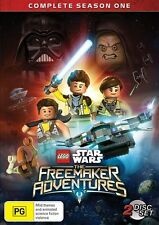 The LEGO Star Wars  Freemaker Adventures  Season 1 (DVD)BRAND NEW & SEALED