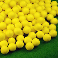 PU Foam Golf Balls Sponge Elastic Practice Training Aid Indoor Outdoor 1 Dozen