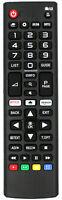 Ersatz Fernbedienung für LG TV | 49UK7500PTA | 49UK7500PVA | 49UK7550PTA |