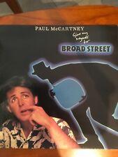 Paul McCartney-Give My Regards To Broad Street-LP 1984 Parlophone-PCTC.260278