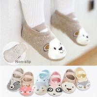 Baby Thicken Floor Socks Cartoon Toddler Kids Terry Non-slip Stockings 1-3 Years