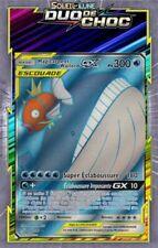 Carte gioco singole collezionabili Pokémon acque ultra rara