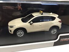 MAZDA CX-5 2012 German Taxi 1:43 IXO  LIMITED EDITION-PRD357