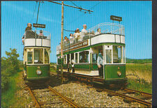 Transport Postcard - The Seaton and District Tramway Company RR2635