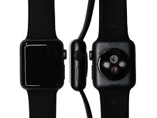Apple Watch Series 2, Sport 38mm in Spacegrau/Schwarz vom Händler MP0D2ZD/A