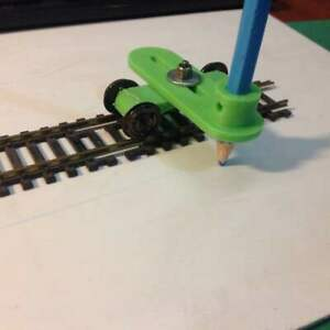Ho Scale Track Tools Set