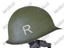 DEC803 - DECALS US helmet insignia WWII 101st Divisional Reconnaissance Platoon