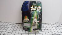 STAR WARS POWER OF THE FORCE LUKE SKYWALKER with T-16 FIGURE (Kenner, 1999)