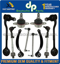 Front Control Arms Ball Joints Tie Rods SUSPENSION for BMW E90 Xi xDrive Kit 10