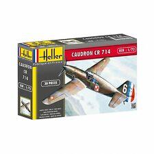 Heller 1/72 modèle kit 80218 caudron-renault C.714