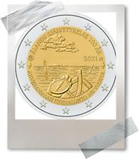 2 EURO *** Finlande 2021 Finland *** 100 Jaar/ans Autonomie Aland !!!