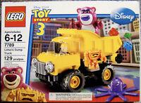 New Lego Disney Pixar Toy Story 3 Lotso's Dump Truck 7789 Sealed & Retired