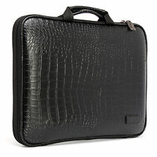 2014 year Dell XPS 13 UItrabook Case Sleeve M-Foam Padded Bag Crocodile