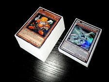 Yugioh 40 Card Complete Synchron Deck! Cosmic Blazar Shooting Qu *Hot* + Bonus!!