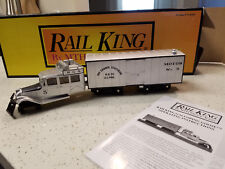 Rail King Galloping Goose Electric Train with Proto-Sound Cab #5