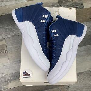 Nike Air Jordan 12 Retro Indigo 130690-404 Size 10.5