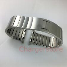 Genuine Apple Watch Link Bracelet band stainless steel 38mm 40MM SILVER original