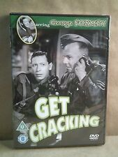 Get Cracking - George Formby - UK DVD- New/Sealed