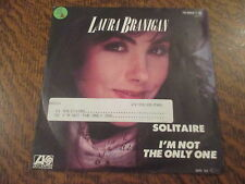 45 tours laura branigan solitaire