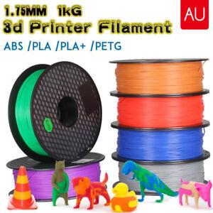 3D Printer Printing Filament PLA+ PLA 1.75mm 1KG 2.2 LBS Engineer Drawing Art AU