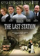 THE LAST STATION Movie POSTER 27x40 B Christopher Plummer James McAvoy Helen
