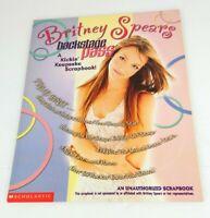 1999 Britney Spears Backstage Pass Scrapbook By Jan Gabriel