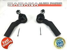 *NEW* Outer Tie Rod Ends For Mazda 3 2004-2013 Mazda 5 2006-2014