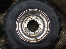 4 ATV Rims and Tires