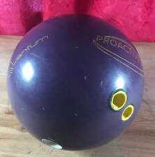 Quantum Proactive 14 Lb 10 Pin Bowling Ball Made In USA JL J5166