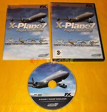 X-PLANE 7 FLIGHT SIMULATOR Pc Versione Ufficiale Italiana ○○○○○ COMPLETO