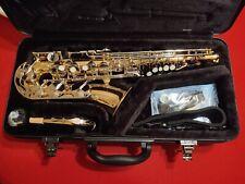 """NEW"" Yamaha YAS-200ADII Advantage Alto Saxophone. Never been used"