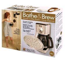 "30Watt Prank Gift Box for the Coffee Lover, Bathe & Brew 11.25""x9""x3.25& #034; Box"