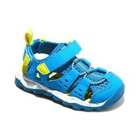 Cat & Jack Toddler Boys' Howell Fisherman Sandals French Blue Hook & Loop New