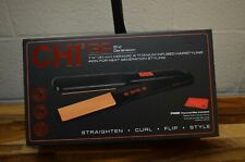 "CHI G2 2nd Generation 1-1/4"" Ceramic Titanium Styling Straightening Flat Iron"