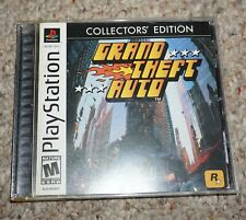 Grand Theft Auto Ce Collector's Edition (Sony Playstation 1 ps1) Complete