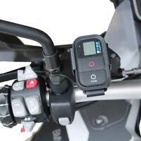 Halterung GoPro Fernbedienung an BMW Spiegel, R1200GS, R1200R, K1200R u.v.m