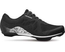Specialized Remix Road Shoes EU 42 US Men's 9 Women 10.5 Black/White CLOSEOUT