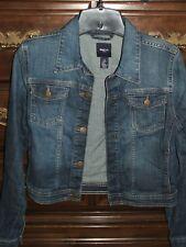 Girls GAP GAPKIDS Blue Denim Jean Jacket XL