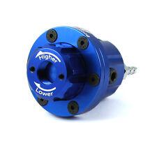 ADD W1 MANUAL CNC TURBO BOOST CONTROLLER FOR B20 B18 STI COLOR BLUE