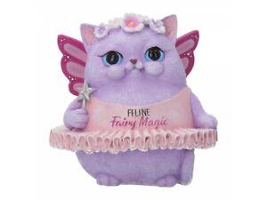 Feline Fairy Magic Cat Statue