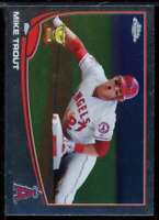 Mike Trout Card 2013 Topps Chrome #1A