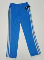 Adidas AK4508 adidas Girls Big Trainer Pants Bright Blue  3-Stripes Originals