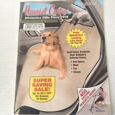 Harriet Carter Catalog Seat Cover Protects Your Vehicle 051817nonrh2