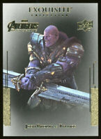 Marvel Avengers Endgame Black Exquisite Josh Brolin as Thanos EB-2