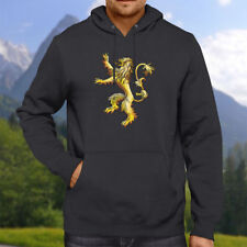Game of Thrones House Lannister Cersei Hooded Sweater Jacket Pullover Hoodie Top
