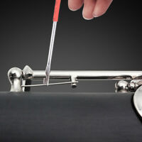 Pro Spring Double Hook Reed Needle Repair Tool for Woodwind Player & DIY Lover