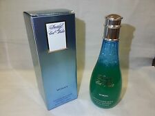 DAVIDOFF COOL WATER WOMAN DONNA FEMME SHOWER GEL DOCCIA 200ML. I° VERSIONE RARE