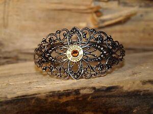 "Handmade Antique Silver ""38 Special"" Bullet Cuff Bracelet w/Nickel 38's  B-411"